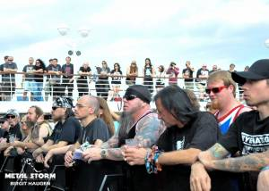 Holy Moses - Holy Moses - Pool Deck - Barge To Hell 2012