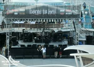 Possessed - Possessed - Barge To Hell 2012 - soundcheck