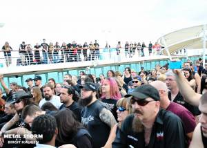 Rotting Christ - Pool Deck - Rotting Christ - Pool Deck - Barge To Hell 2012