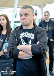 Impressions/Fans Barge To Hell 2012 - Barge To Hell 2012 - Malta (sound engineer from Behemoth)