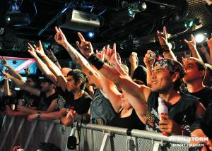 Helstar - Helstar on 70000 Tons Of Metal Cruise 2013