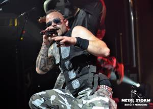 Sabaton - Sabaton at 70000 Tons Of Metal Cruise 2013 - Chorus Line Theater