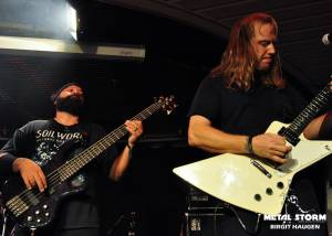 Flotsam & Jetsam at 70000 Tons Of Metal Cruise 2013 - Spectrum Lounge