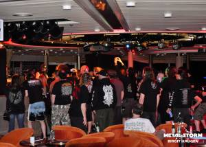 Immolation at 70000 Tons Of Metal Cruise 2013