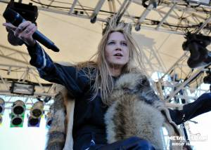 Arkona at 70000 Tons Of Metal 2013
