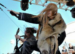 Arkona - Arkona at 70000 Tons Of Metal 2013