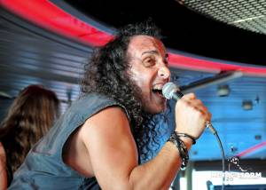 Nightmare - Nightmare at 70000 Tons Of Metal 2013 - Spectrum Lounge