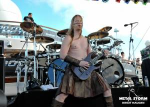 Ensiferum - Ensiferum at 70000 Tons Of Metal 2013