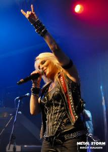 Doro - Doro at 70000 Tons Of Metal 2013 - Chorus Line Theater