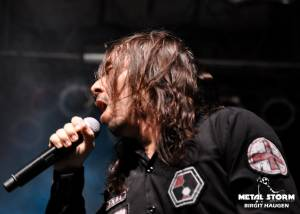 Lacuna Coil - Lacuna Coil at 70000 Tons Of Metal 2013