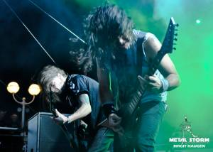 Kreator - Kreator at 70000 Tons Of Metal 2013