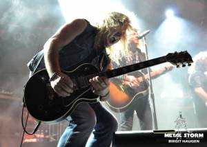 Gotthard - Gotthard at 70000 Tons Of Metal 2013