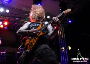 Sinister at 70000 Tons Of Metal 2013