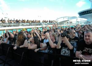 Subway To Sally - Subway To Sally on 70000 Tons Of Metal 2013 - Pool Deck Stage