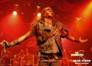 Turisas - Turisas on 70000 Tons Of Metal 2013 - Chorus Line Theater