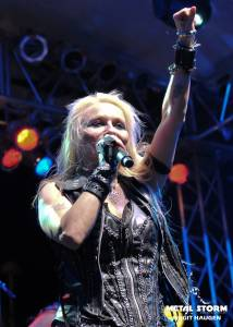 Doro - Doro at 70000 Tons Of Metal 2013 - Pool Deck Stage