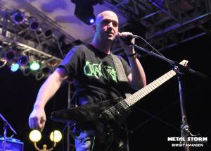 Nile - Nile at 70000 Tons Of Metal 2013 - Pool Deck Stage
