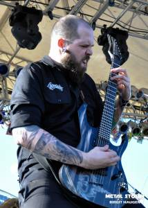 Cryptopsy on 70000 Tons Of Metal 2013
