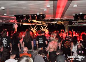 3 Inches Of Blood - 3 Inches Of Blood on 70000 Tons Of Metal 2013 - Spectrum Lounge