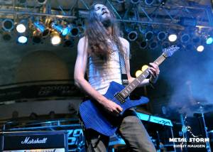 Tiamat - Tiamat on 70000 Tons Of Metal 2013 - Pool Deck Stage
