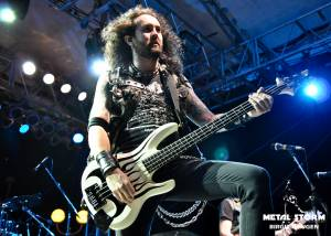 DragonForce - DragonForce on 70000 Tons Of Metal 2013 - Pool Deck Stage