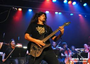 Rage & Lingua Mortis Orchestra - Rage & Lingua Mortis Orchestra on 70000 Tons Of Metal 2013