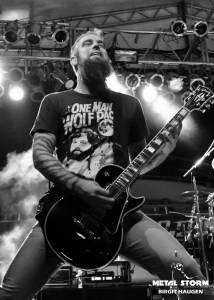 In Flames - In Flames on 70000 Tons Of Metal 2013