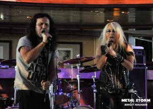 All-Star-Jam / Vika - All Star Jam Performers - 70000 Tons Of Metal 2013