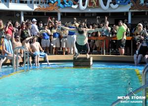 Impressions - Belly Flop Contest