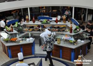 Impressions - The Windjammer Buffet