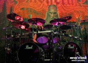 Ensiferum - Pagenfest USA 2013 - Summit Music Hall - Denver, CO