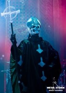 Ghost B.C. - Ogden Theater, Denver, USA - April 2013