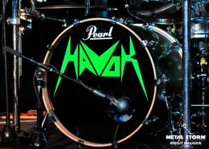 Havok - CD Release Party - Black Sheep, CO Springs - June 2013