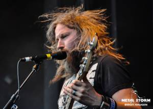 Mastodon - Rockstar Mayhem Festival 2013 - Colorado, USA