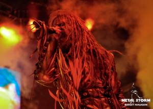 Rob Zombie - Rockstar Mayhem Festival 2013 - Colorado, USA