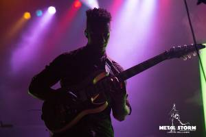 Animals As Leaders at Summer Slaughter US Tour 2013 San Francisco, CA