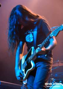 Alcest - Alcest - Summit Music Hall, Denver, USA - September 2013