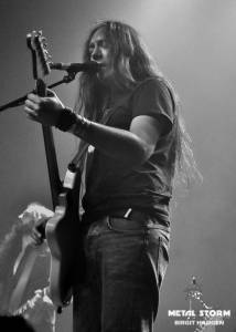 Alcest - Summit Music Hall, Denver, USA - September 2013