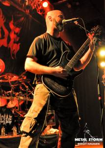 Deicide - Deicide - Gothic Theater, Englewood, CO - October 2013