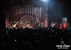 Miss May I - Colorado Springs City Auditorium, USA - October 2013