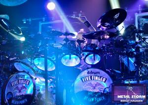 Five Finger Death Punch - 5FDP - Colorado Springs City Auditorium, USA - October 2013