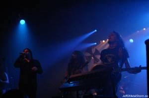 Firewind - French Tour 2007 - Picture 2