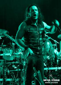 Blackguard - Bluebird Theater, Denver, USA - November 2013