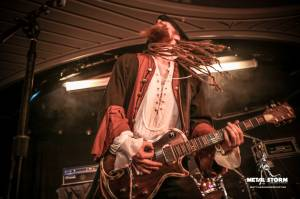 Swashbuckle - Swashbuckle on 70000 Tons Of Metal 2014