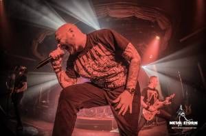 Soilwork - Soilwork on 70000 Tons Of Metal 2014