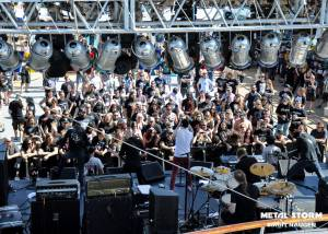 Swallow The Sun - Swallow The Sun on 70000 Tons Of Metal 2014 - Pool Deck Stage