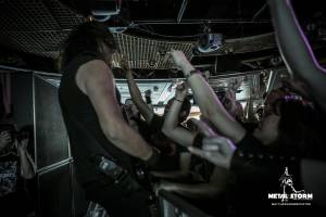 Keep Of Kalessin - Keep Of Kalessin on 70000 Tons Of Metal 2014 - Spectrum Lounge