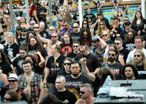 The Church Of Pungent Stench - The Church Of Pungent Stench on 70000 Tons Of Metal 2014 - Pool Deck Stage