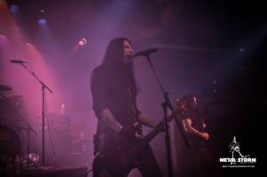 Septicflesh on 70000 Tons Of Metal 2014