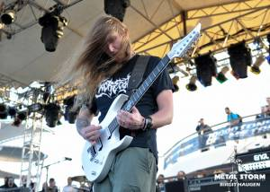 The Haunted - The Haunted on 70000 Tons Of Metal 2014